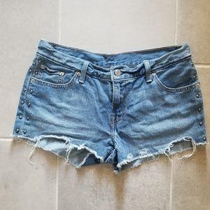 Levi's Women's Short Jeans Size 29